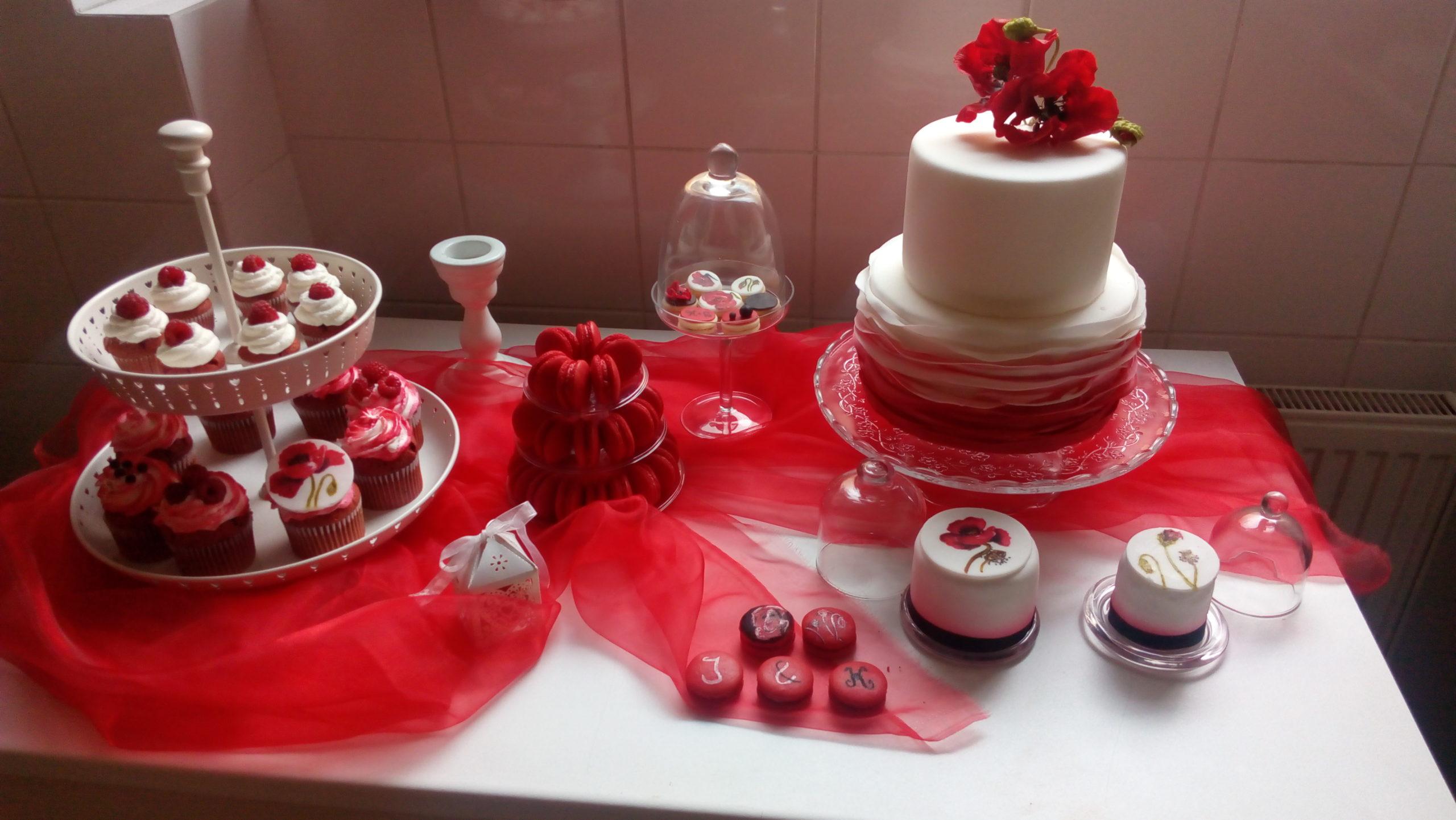 sweet bary na svatby i pro firmy